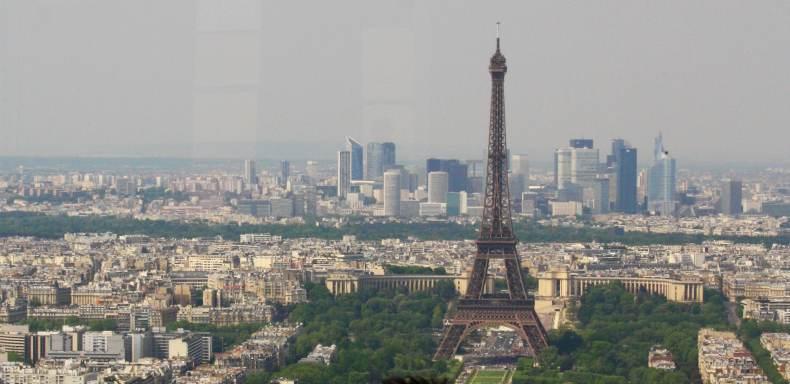 Rascacielos En París